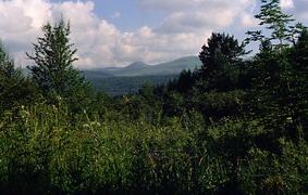 Гора Мезмай