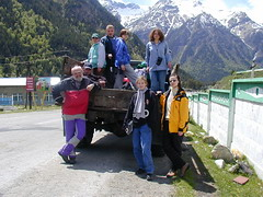 In Elbrus village